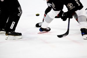 Hokejové korčule rôznych farieb