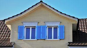 Dvojité strešné okno
