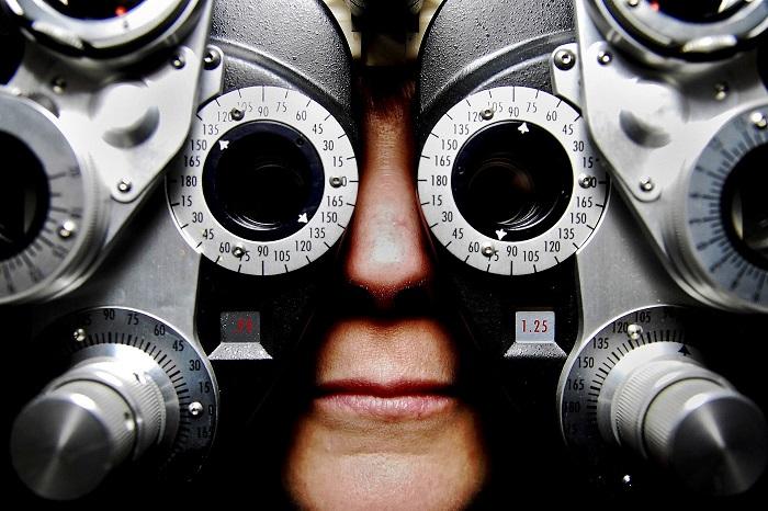 Test zraku má svoje špecifiká