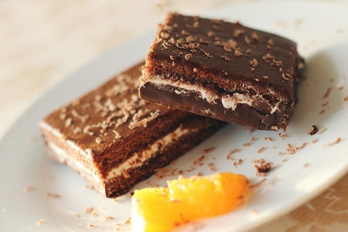 Fazulove brownies chutí výborne