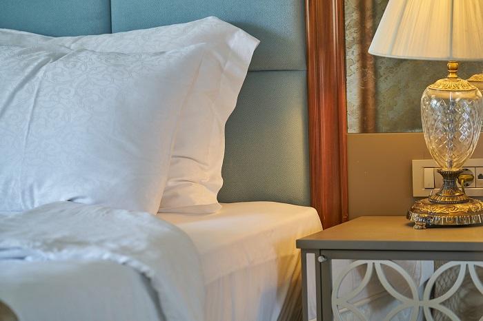 Patrové postele i na hotelích